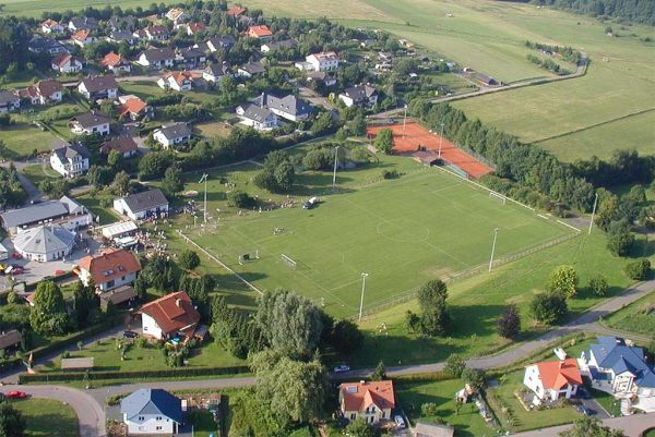 Sportverein Oberelbert - Sportanlage